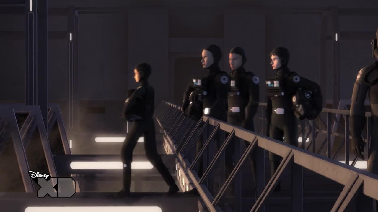 I traditori dell'impero - Star Wars Rebels