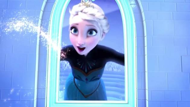 Academia de Princesas: Ana y Elsa
