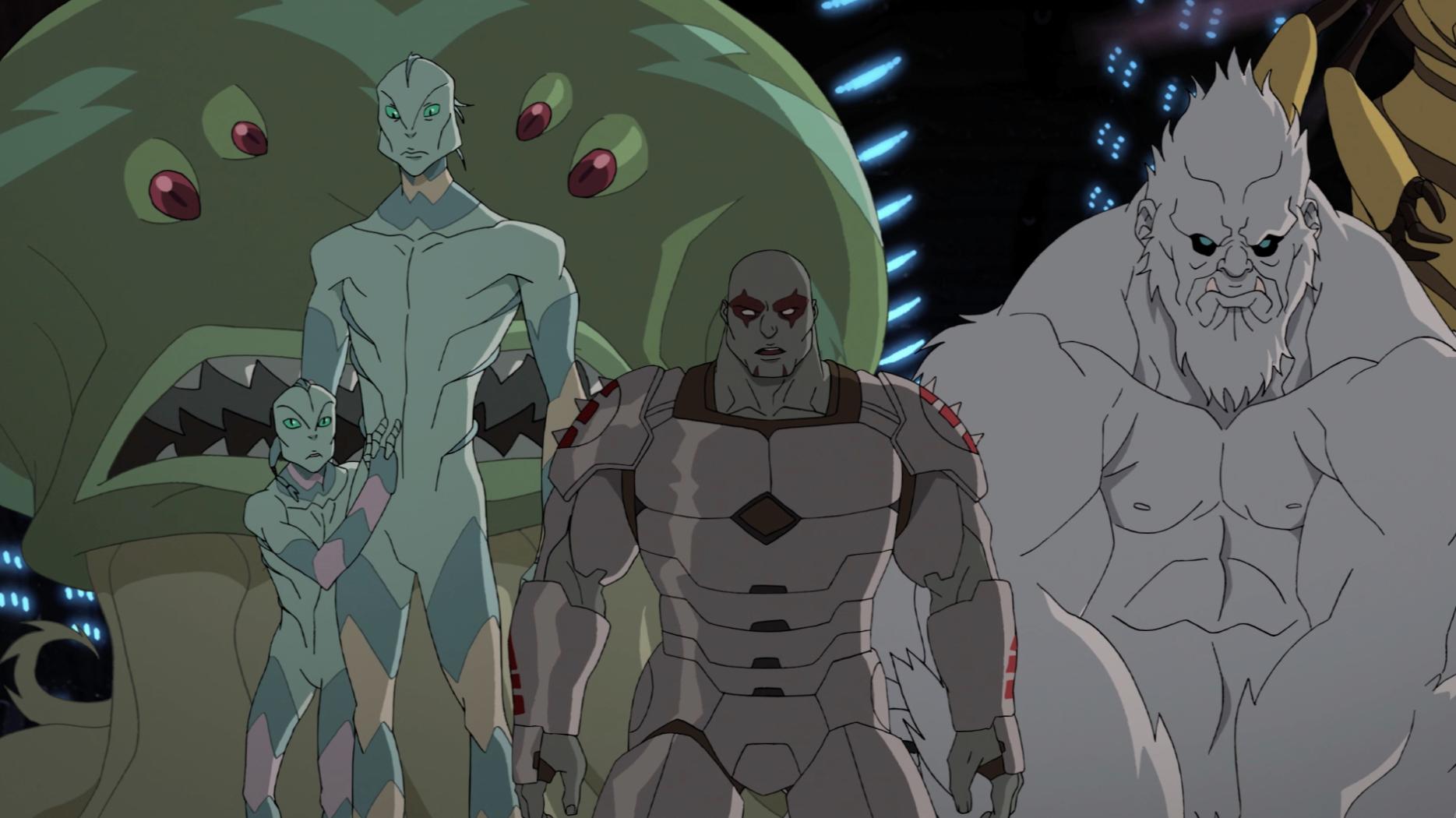 Drax - Parte 2 - Guardianes de la Galaxia