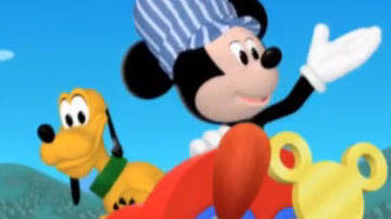 Mickey Mouse Clubhouse: Mickey's Choo Choo Express DVD Trailer