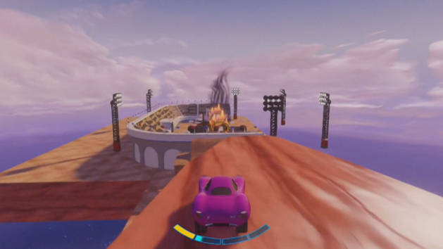 Monster Rally - DISNEY INFINITY Toy Box