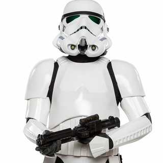 Stormtrooper Costume by ANOVOS – Special Preview!
