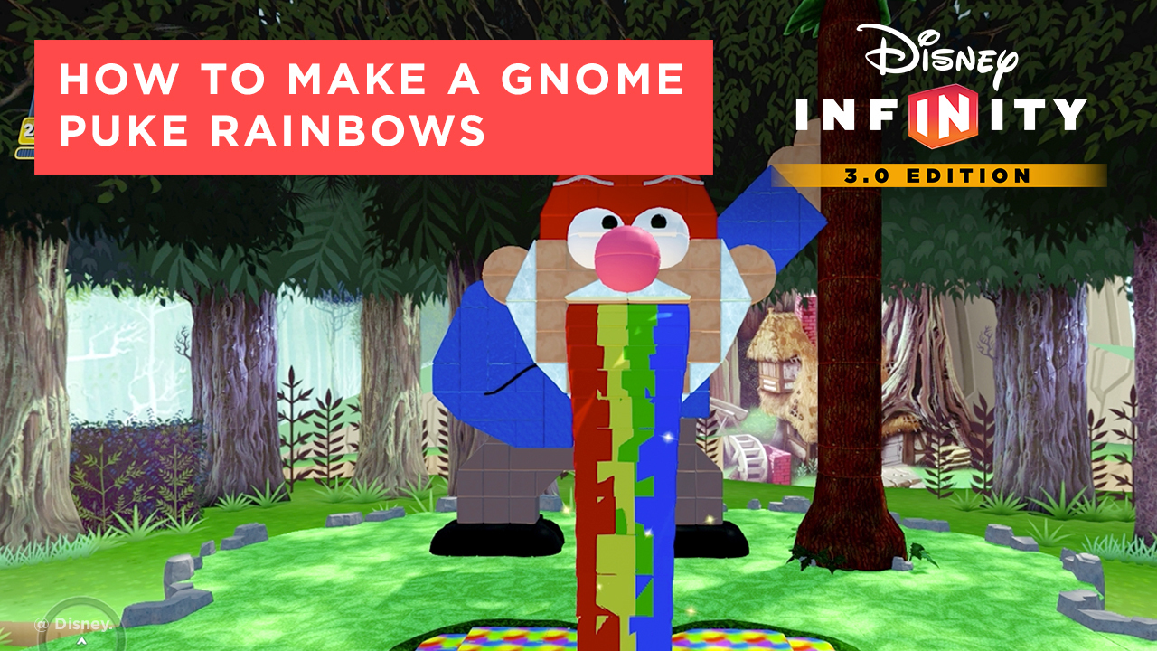 How to Make a Gnome Puk