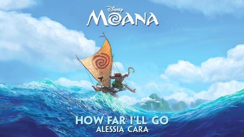 "How Far I'll Go (From ""Moana""/Audio Only)"