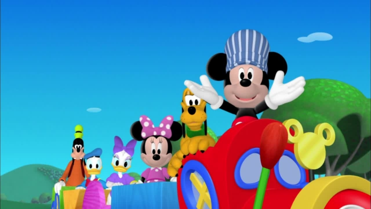 Mickey's Clubhouse Choo Choo - Full Episode