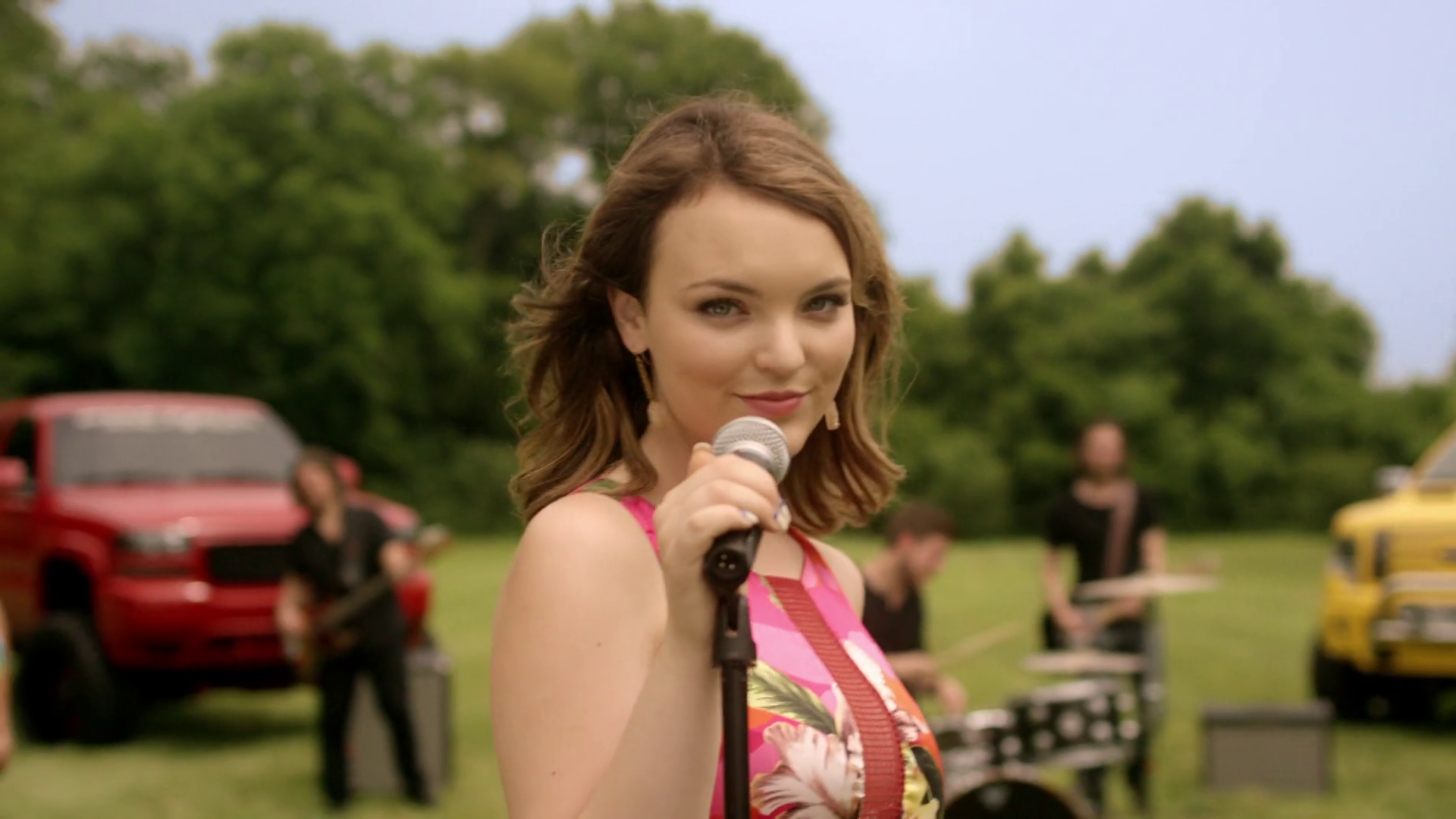 """Truck Candy"" Music Video - Abi Ann - Radio Disney"