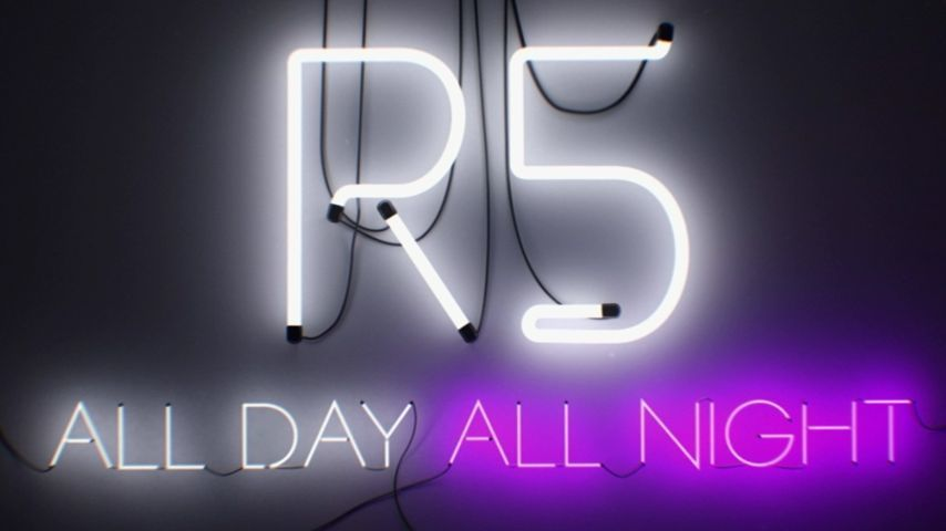 "All Day, All Night: ""Stay With Me"" (Live Performance) - R5"