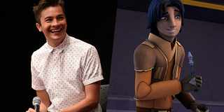 From Street Rat to Padawan: Taylor Gray on Ezra Bridger and the Star Wars Rebels Experience
