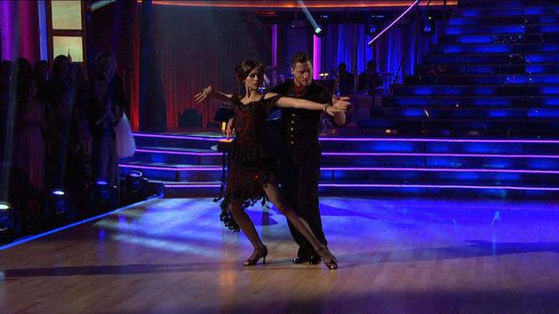 Argentine Tango - Zendaya's Week 5 - Dancing with the Stars