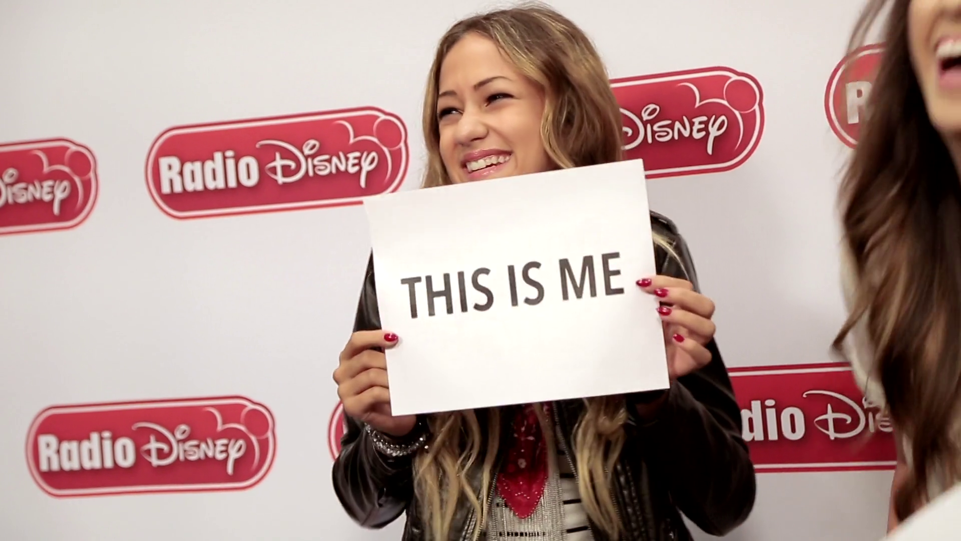 "Skylar Stecker on ""This Is Me"""