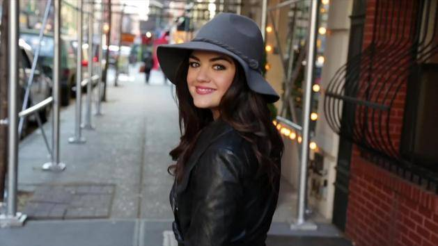 Get To Know: Lucy Hale (VEVO LIFT)