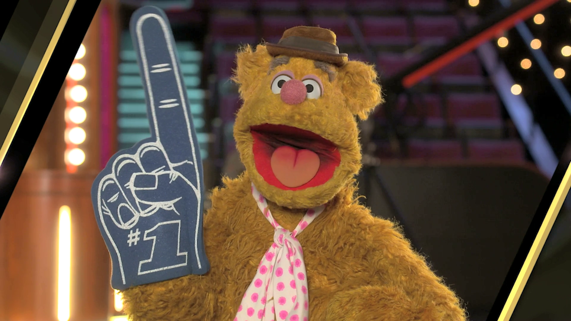 """The Muppets College Football Playoff """"Who's In?"""" Chant - ESPN"""