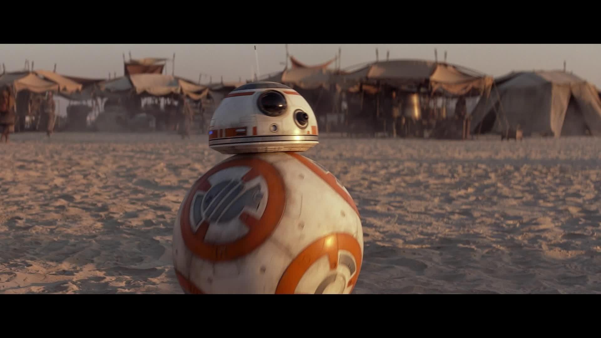 Star Wars The Force Awakens: Designing BB8