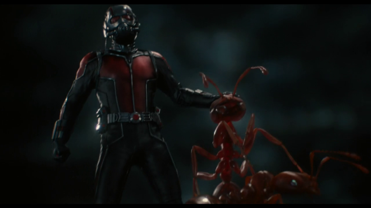 Who is Ant-Man? - Disney Channel On the Set - Marvel's Ant-Man