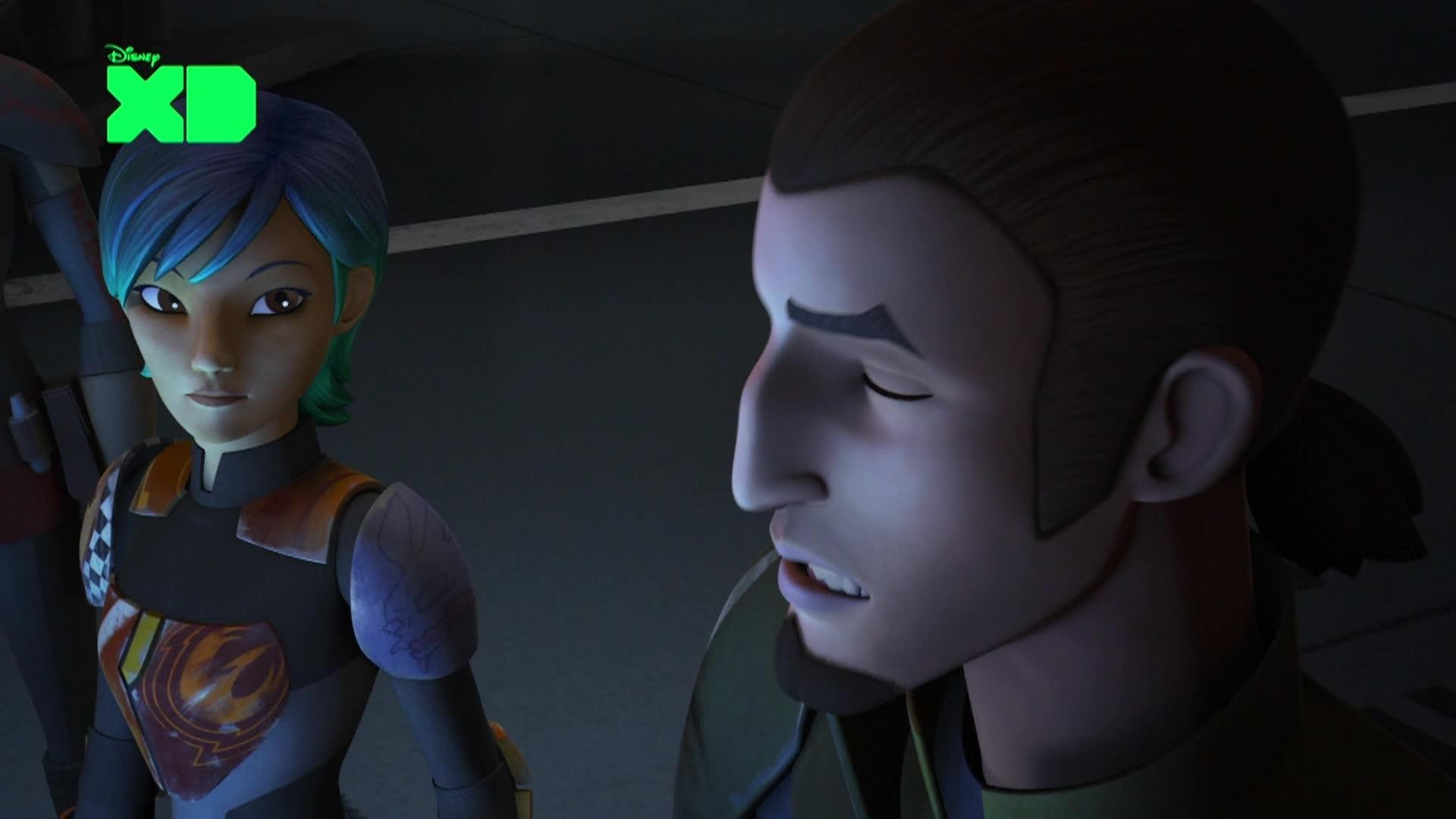 El droide olvidado