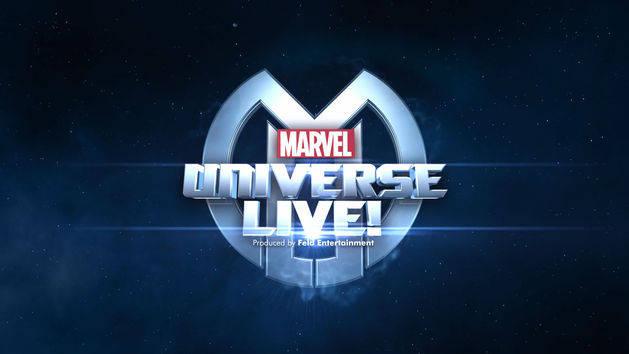 Marvel Universe Live Teaser