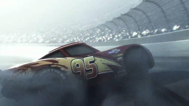 Cars 3 - teaser tráiler