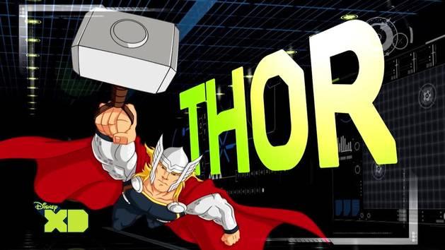 Avengers Assemble - Thor