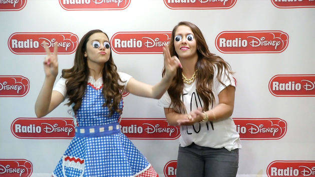 Never Have I Ever Challenge with Megan Nicole - Radio Disney