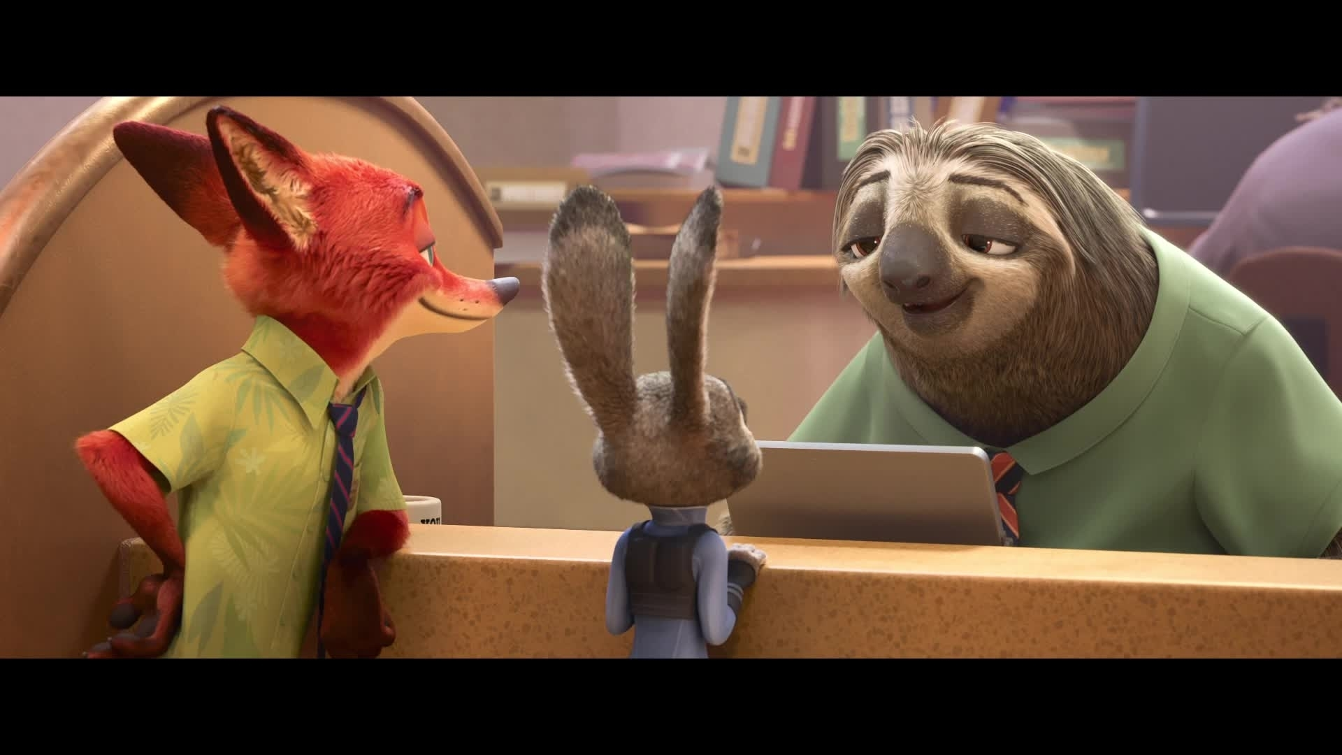 Zootopie | Judy & Flash