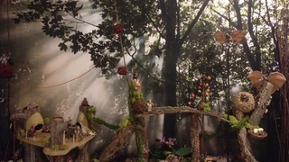 Fully Operational Fandom: One Fan's Marvelous Ewok Diorama