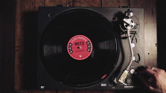 """Classic"" (Lyric Video) - MKTO"