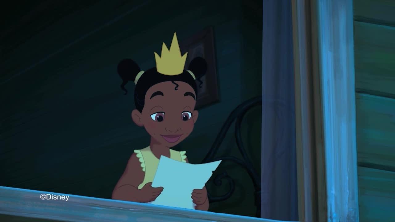 Sogna in grande principessa - Tiana