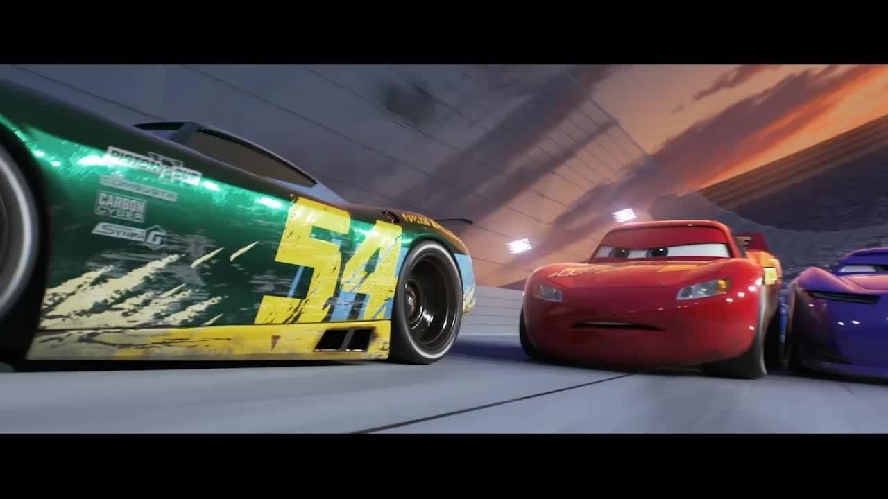 Cars 3: Extended Sneak Peek