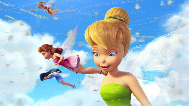 Video Game Trailer - Tinker Bell and the Great Fairy Rescue