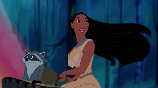 Conoce El Fenómeno Tsum Tsum: Río Abajo - Pocahontas - Soy Una Princesa