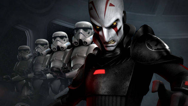 Star Wars Rebels: The Empire Returns