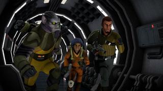 Spark of Rebellion Episode Guide