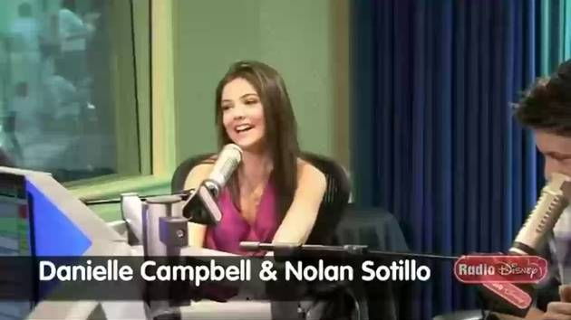 Radio Disney: Take Over - Nolan Sotillo and Danielle Campbell