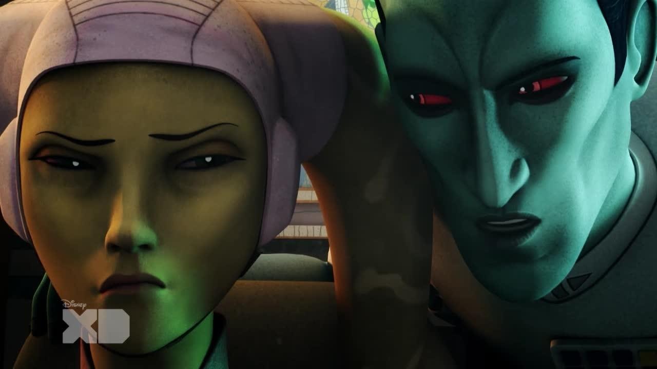 In arrivo la nuova stagione di Star Wars Rebel!