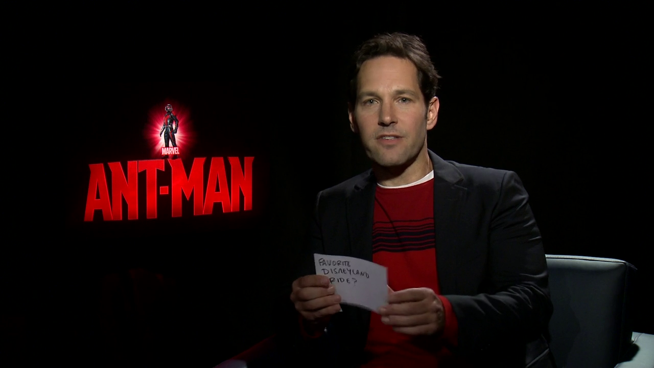 The Cast of Ant-Man Attempts the Lightning Round
