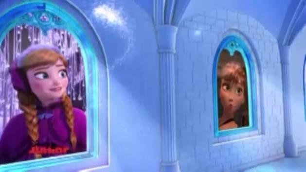 Princess Academy - Pattinando come in Frozen