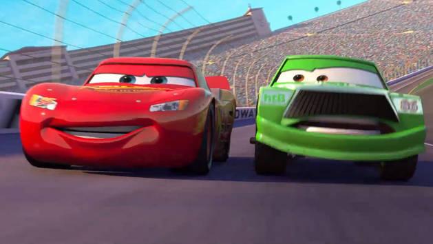 Cars - Bliksem haalt in