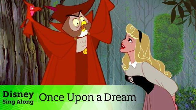 """Once Upon A Dream"" Lyric Video 