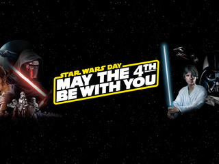 Star Wars Day 2016 Digital Deals!
