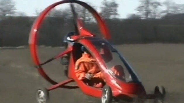 The Days of Flying Cars are Here!