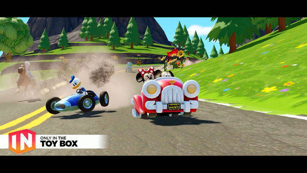 Toy Box Expansion Games - Disney Infinity