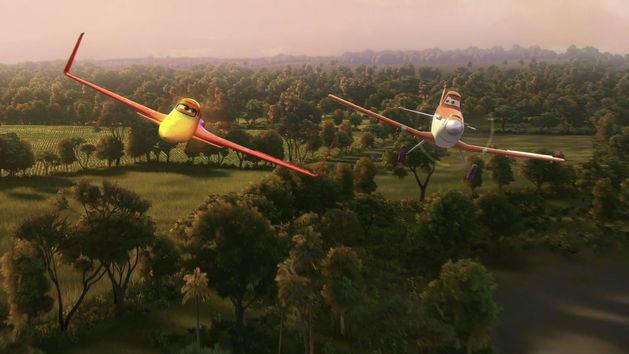 Letadla - Prášek přilétá do Taj Mahal