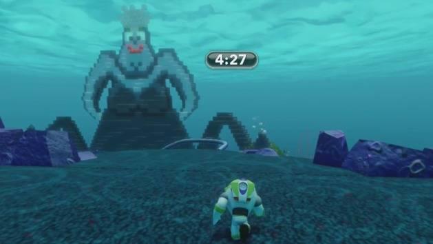 Ursula's Revenge - DISNEY INFINITY Toy Box