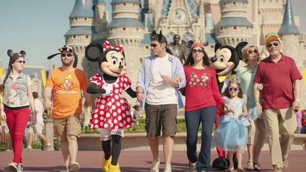 Celebrate Magical Moments with Your Family at Walt Disney World Resort