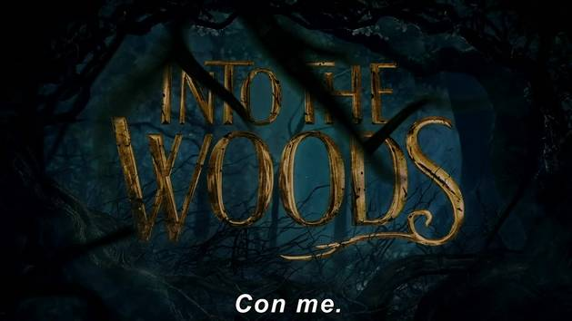 Into the woods - trailer