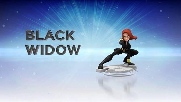 Black Widow - DISNEY INFINITY 2.0