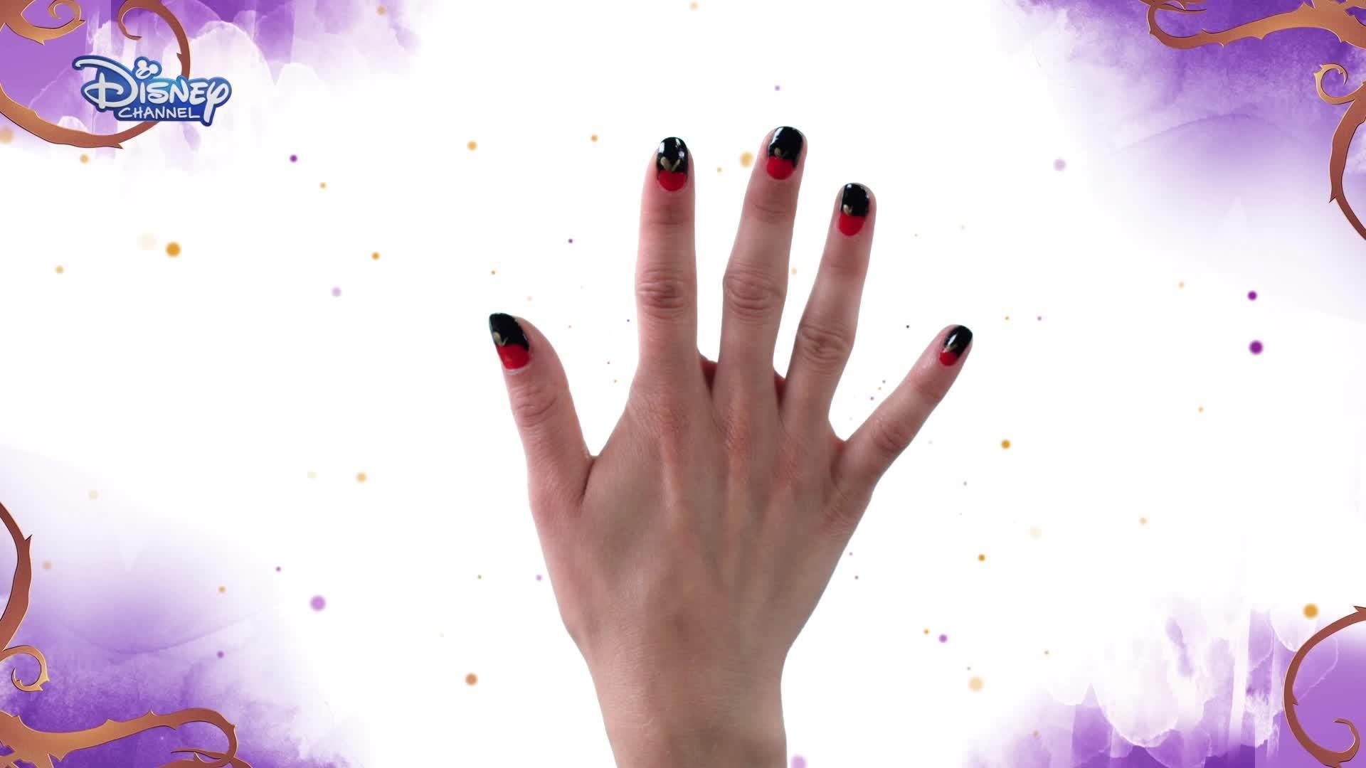 Zrób paznokcie: Evie