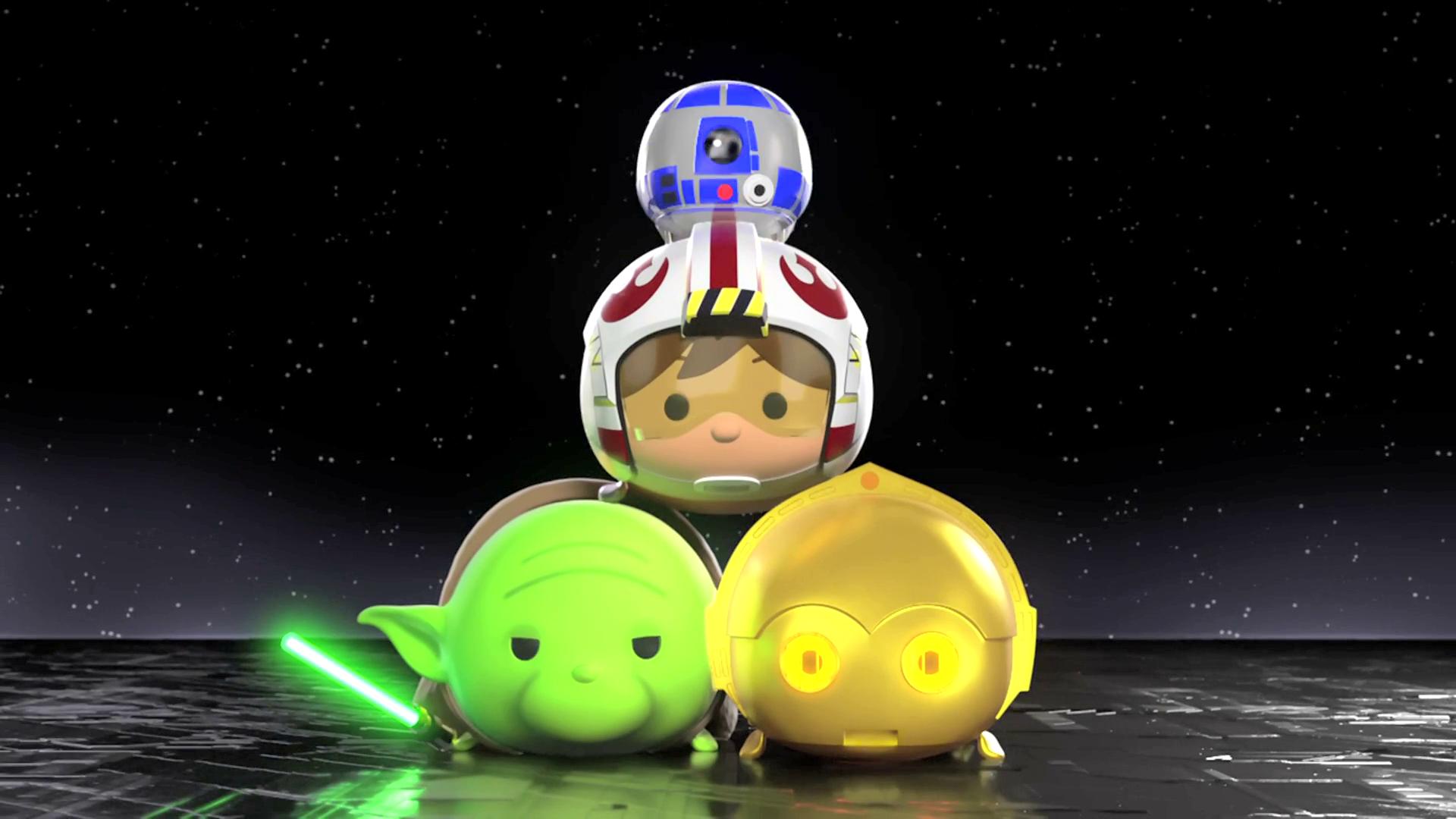 Star Wars Tsum Tsum