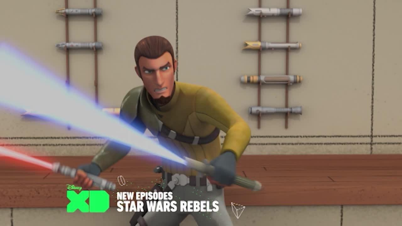 Star Wars Rebels: New Episodes