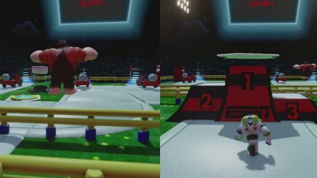Ralph's Rumble - DISNEY INFINITY Toy Box